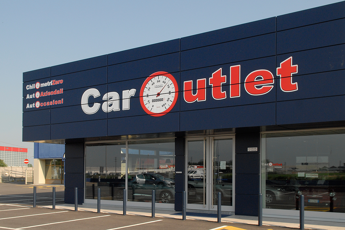 Insegna Car Outlet