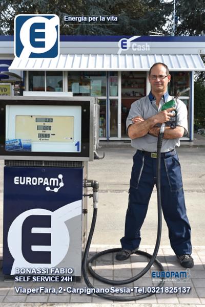 Stazione di servizio Europam - Bonassi Fabio