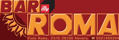 Logotipo Bar Roma