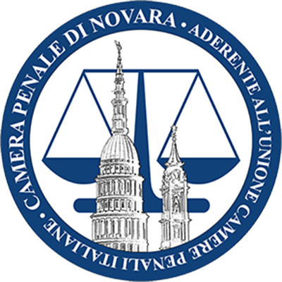 Logotipo Camera Penale di Novara
