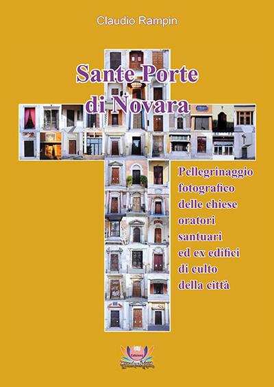 Sante Porte di Novara, di Claudio Rampin, Edizioni EventualMente