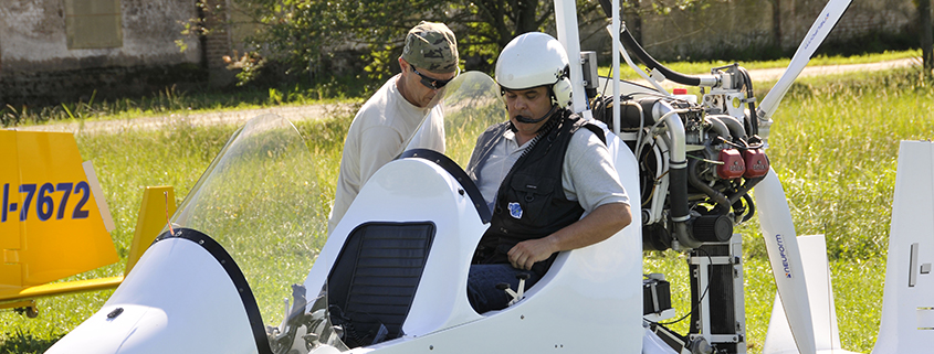 Fotografia: riprese aeree